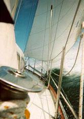 Foto: Stropp IV auf See
